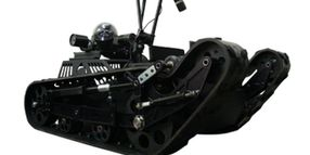 Simulator Systems Introduces Python HTR Generation III Robot