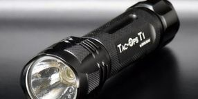 River Rock Designs Introduces Tac-Ops T1 LED Flashlight