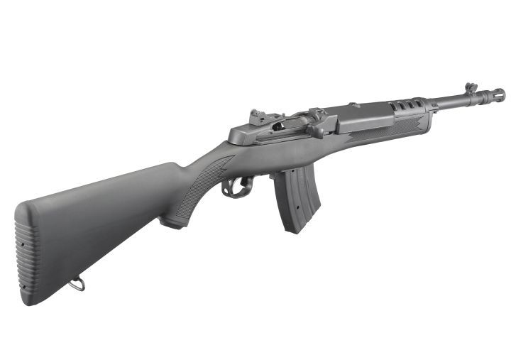 Ruger Announces Mini Thirty Tactical Rifle - Weapons