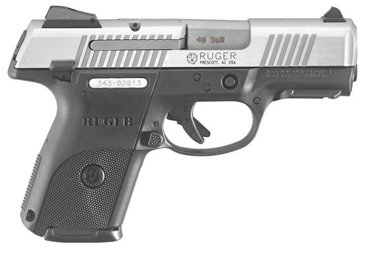 Ruger Introduces SR40c Pistol