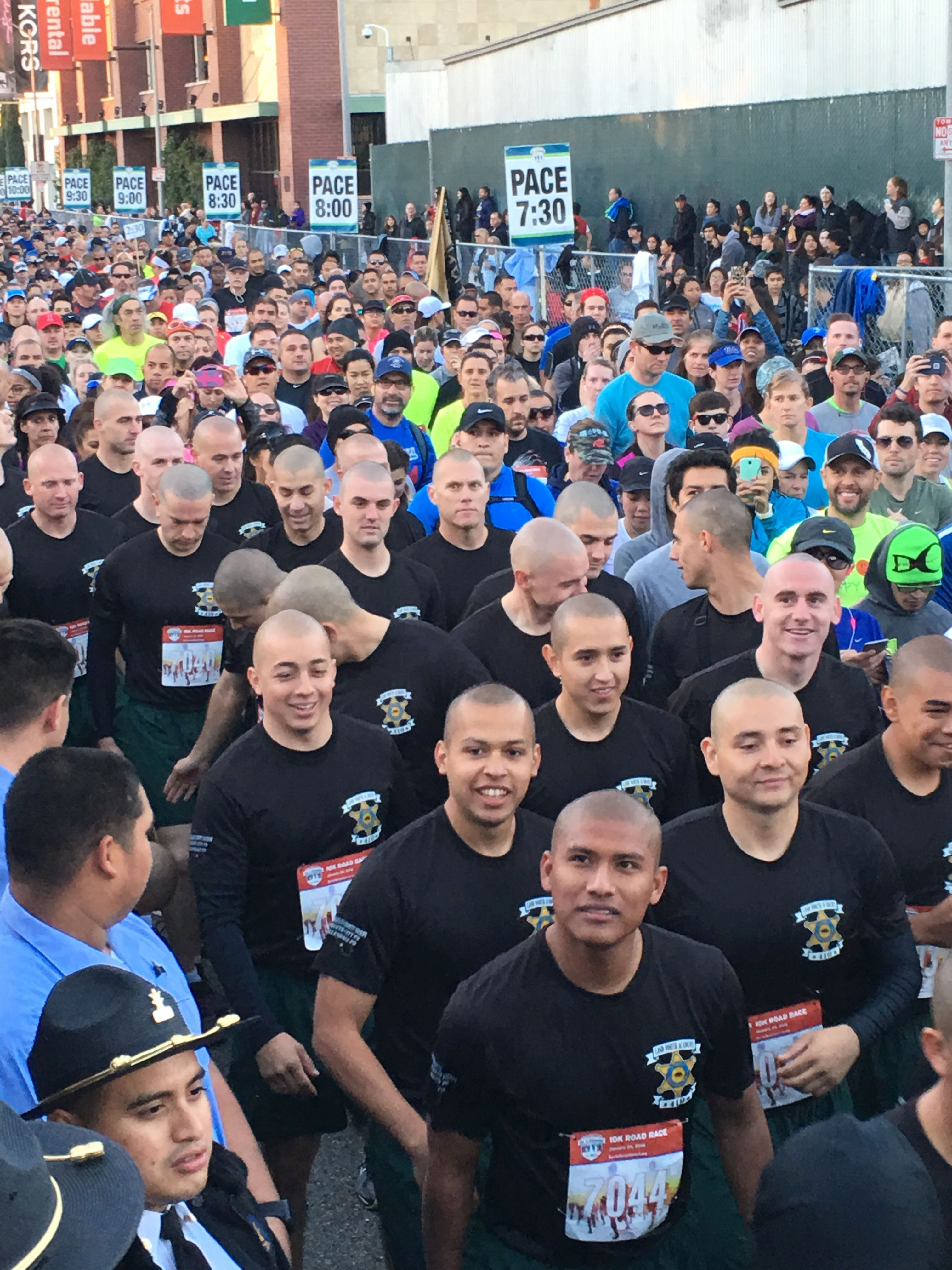 Run To Remember L.A. Event to Honor Fallen Officers, Raise Money for Charity