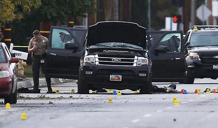 DA's Report on 2015 San Bernardino Attack Details Fury of Gunfight Between Police and Terrorists