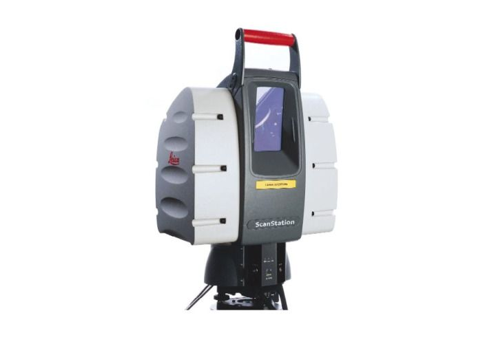 Leica 3-D Laser-Scan Data Provides Forensic Evidence At Murder Trial