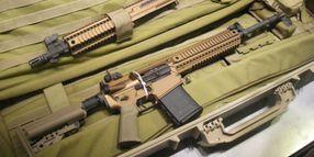 SHOT Show 2011: Colt Debuts Modular LE901 Carbine