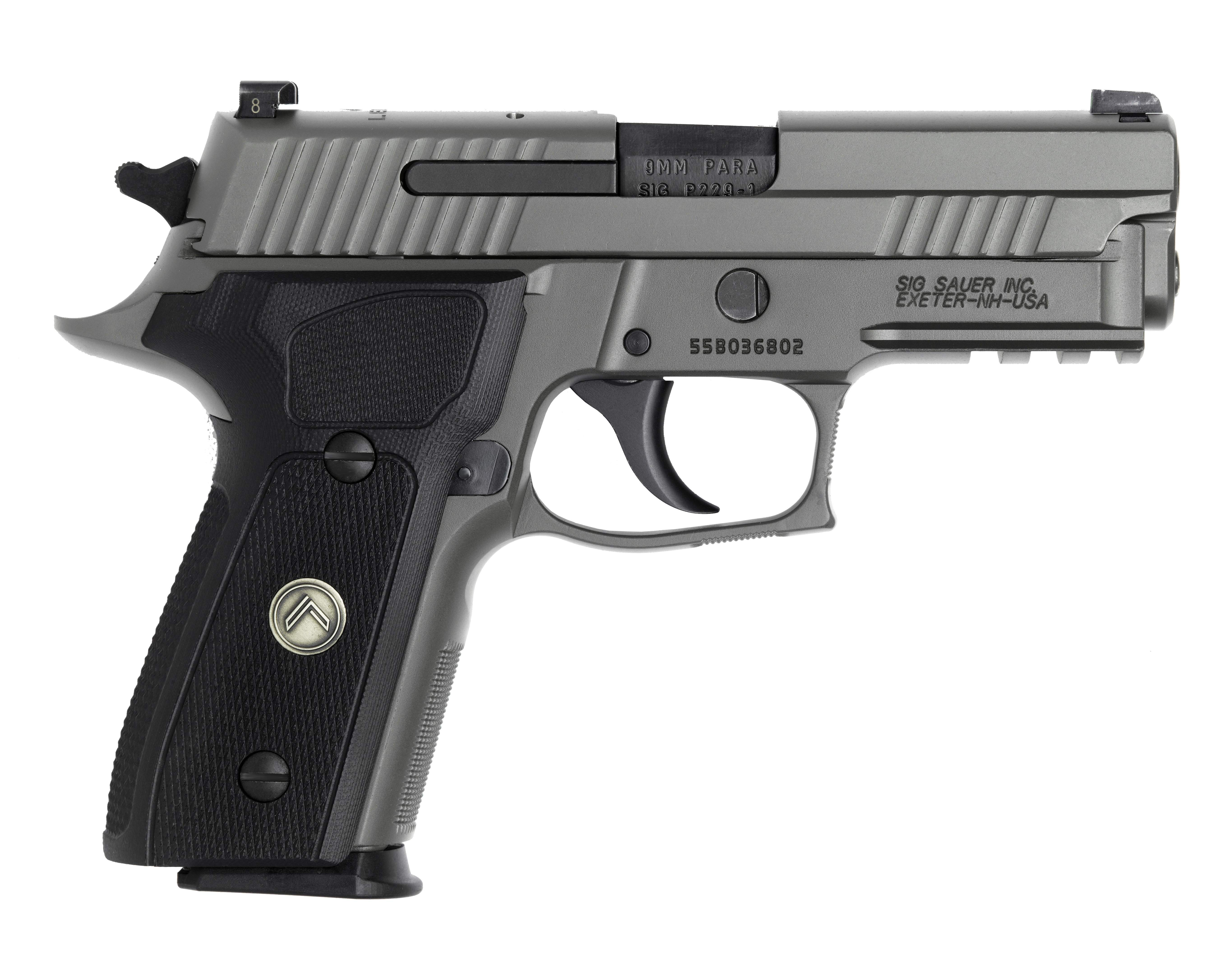 SIG Sauer Introduces Legion Series Featuring Exclusive Firearms, Programs