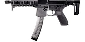 SHOT Show 2013: SIG Sauer's MPX Subgun
