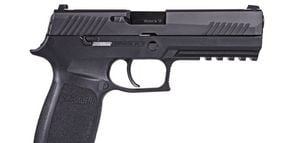 North Dakota Police Department Selects the SIG Sauer P320