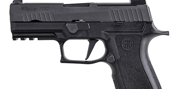 The SIG Sauer P320 X-Series is currently being placed into service with select agencies within...