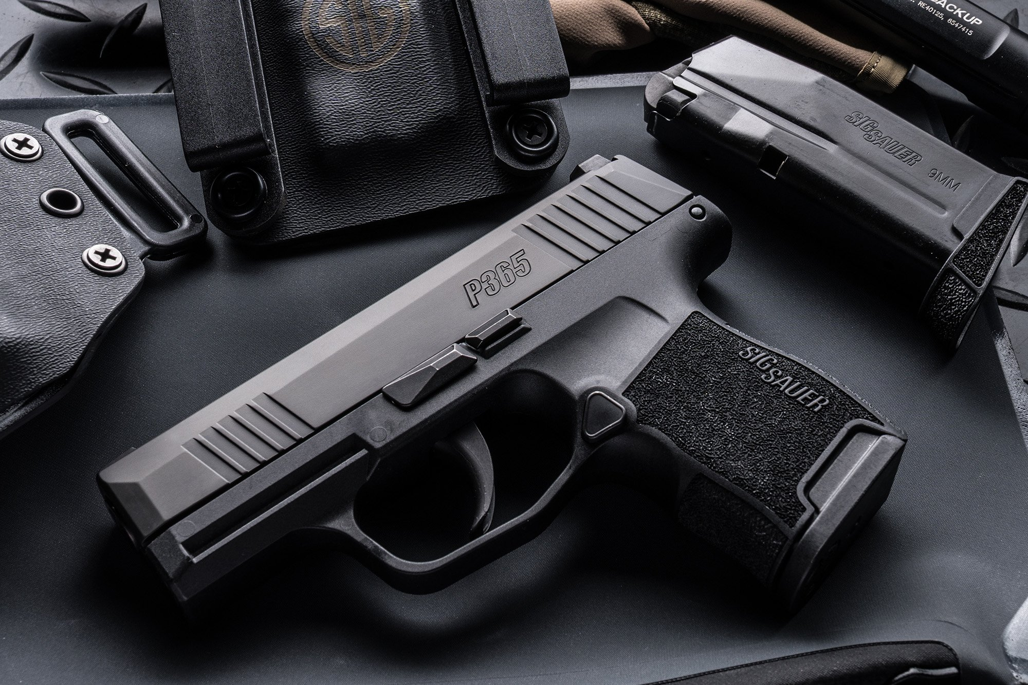 SIG Sauer Introduces the P365 Concealed Carry Pistol