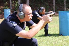 South Carolina PD Transitions to SIG P320 and P365 Pistols