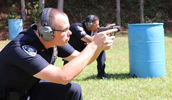 South Carolina PD Transitions to SIG P320 and P365 Pistols