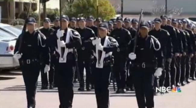 Video: San Jose PD Struggling to Fill Ranks