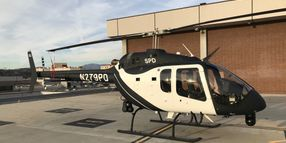 Bell Delivers First Law Enforcement Configured Bell 505 Jet Ranger X to Sacramento PD