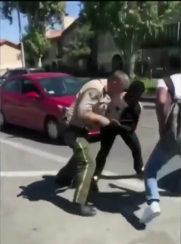California SRO Attacked by Student and Disarmed of Baton