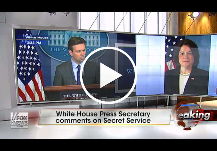 Video: Secret Service Chief Resigns Amid Security Failures