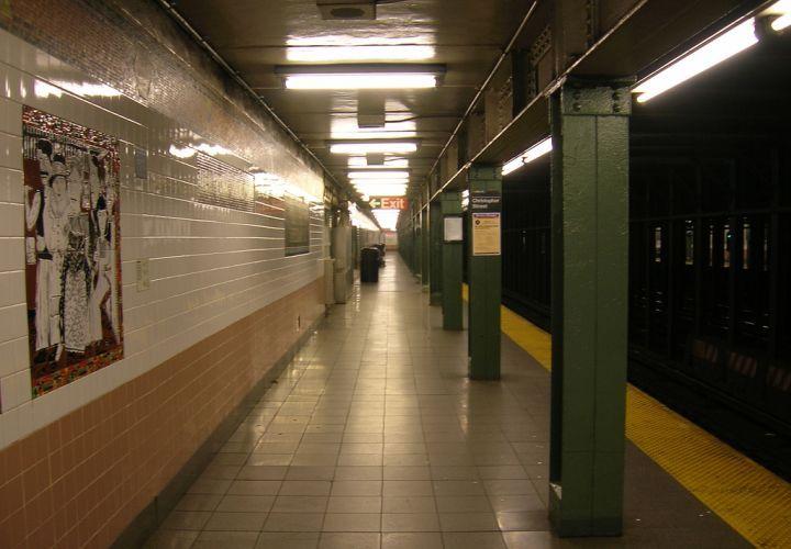 Fatal Stabbing Shows Gaps In NYC Subway Surveillance