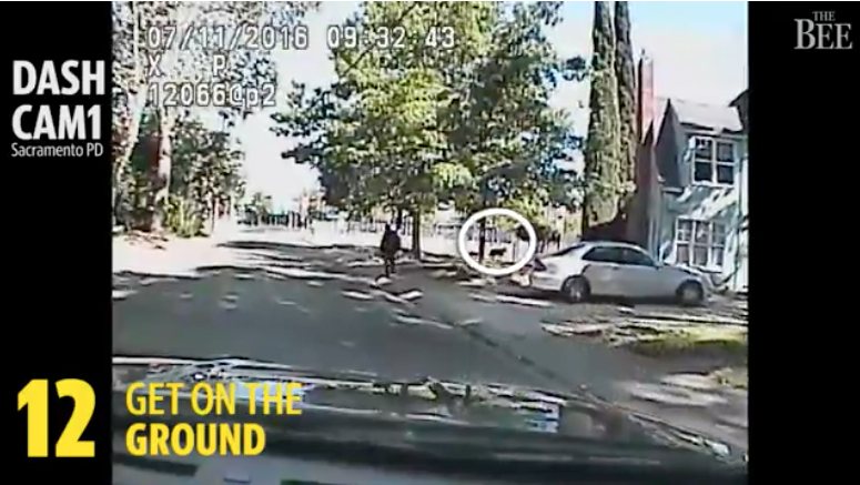 Video: Sacramento PD Prepares to Fire Officer OverControversial Shooting