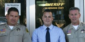 Calif. Deputy Wounded By Dorner Returns to Duty