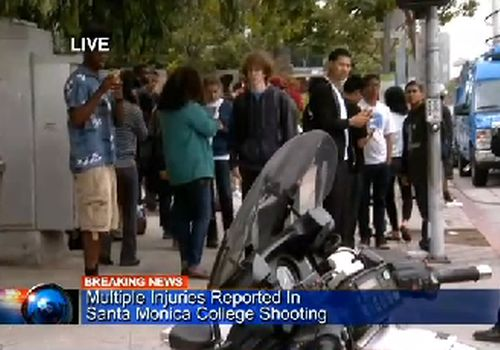 Police Shoot, Kill Gunman In Calif. College Shooting
