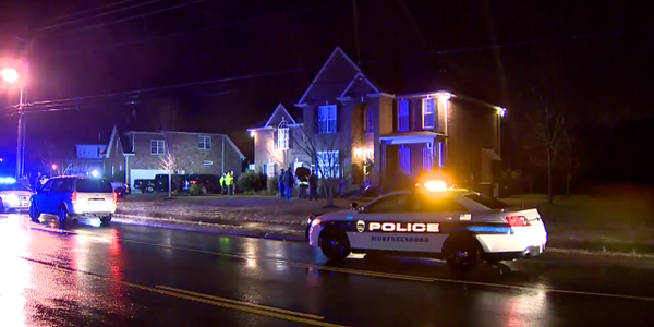 Video: Shots Fired at Tennessee Sheriff's Home