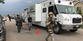 South Dakota Hostage Taker Arrested After Gunfight with Police