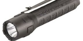 Streamlight Introduces New PolyTac Light with Multiple Battery Options