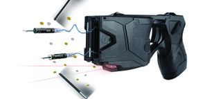 Mich. DOC Deploys TASER X2 With TASER CAM HD