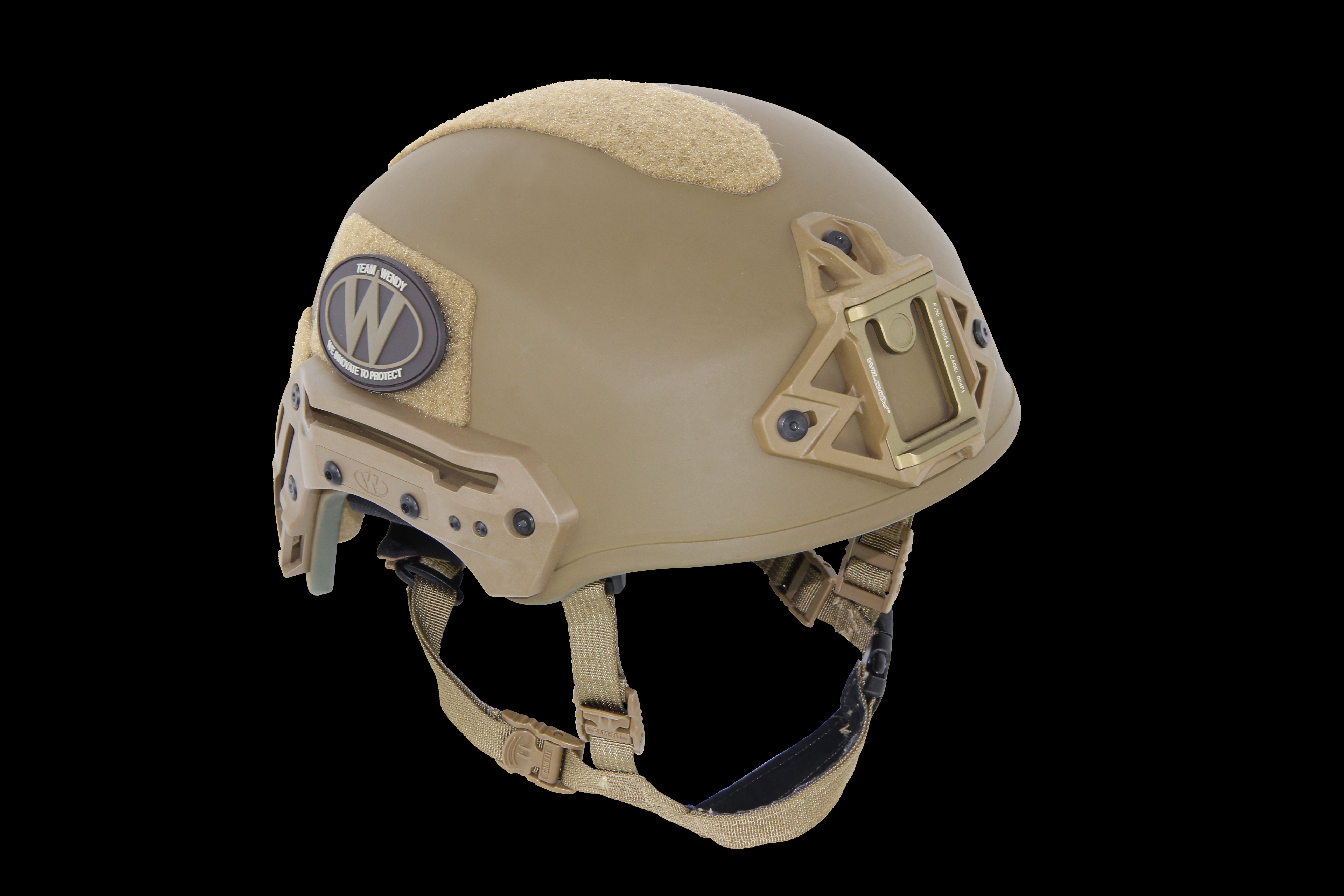 EXFIL Ballistic Helmet Available From Team Wendy