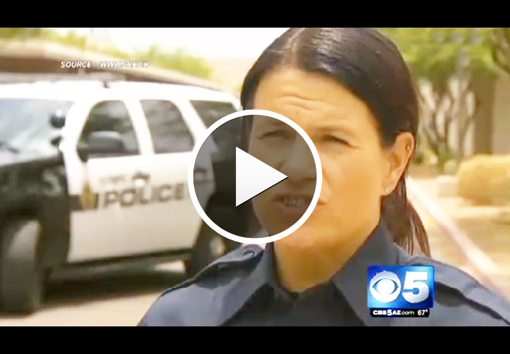 Video: Ariz. Detective Accused of Sleeping with Drug Dealer, Endangering Officers