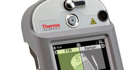 Thermo Scientific Introduces New Handheld Explosives Detection Device That Uses Both FTIR and Raman Spectroscopy