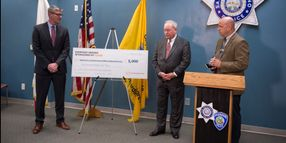 San Bernardino PD Wins Everyday Heroes Award from Thomson Reuters for Response to Mass Shooting