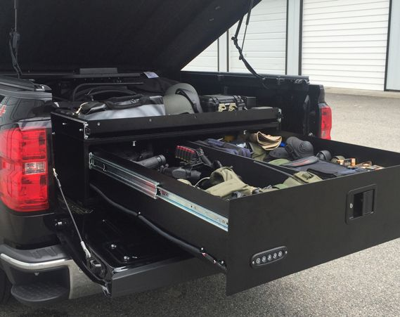 Performance Custom Cabinets' Thorguarde Weapons Vault Now NTOA Member Tested and Recommended