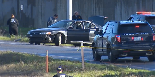 Video: Washington Officers Shoot, Kill Murder Suspect at End of High-Speed Chase