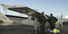 Video: California Deputy and Pilot Killed in Plane Crash