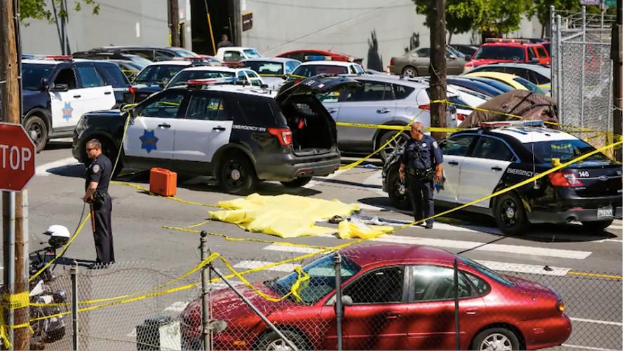 Three Killed in San Francisco UPS Shooting, Suspect Dead