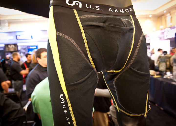 SHOT Show 2014: Are You Ready for Ballistic Underwear?