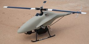 Sheriff's Drone Crashes Into SWAT Vehicle
