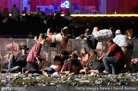 Shooting at Vegas Concert Kills 20, Injures 100; Suspect Down