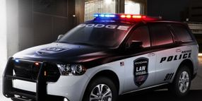 Chrysler Offers Dodge Durango Special Service for Police