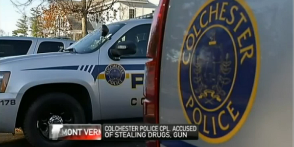 Veteran Vermont Officer Suspected of Stealing Guns, Drugs from Evidence