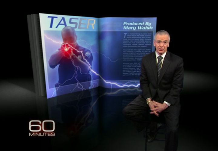 Video: '60 Minutes' Questions Officers' TASER Use