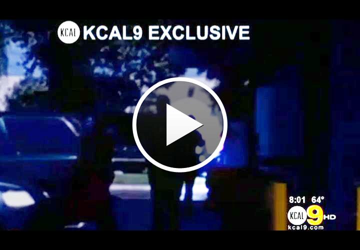Video: Calif. Officer Shoots, Kills Homeless Man