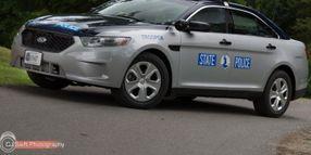 Virginia Troopers To Get Ford P.I. Sedans