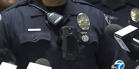 Video: CA Agency Equips Officers with Smartphone Body Cameras Powered by Visual Labs Software
