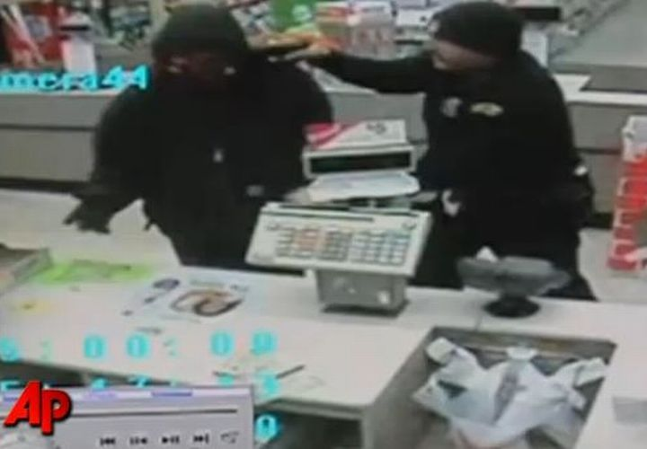 Ohio Officer Thwarts Second Walgreens Robbery