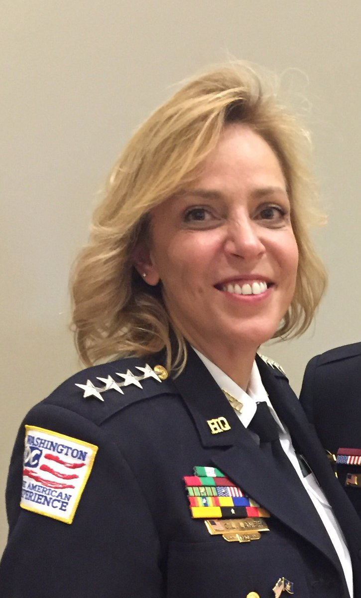 DC Police Chief Cathy Lanier Announces Retirement