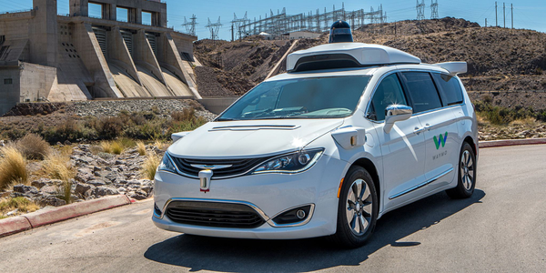 """Waymo—the manufacturer of """"driverless cars"""" now in testing in select cities across the..."""