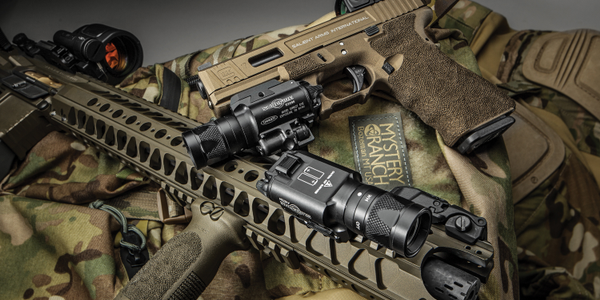 SureFire Adds Two IR-Capable Weapon Lights to X-Series Lineup