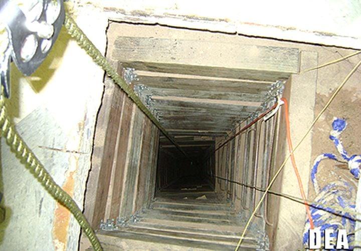 Traffic Stop Uncovers Ariz. Border Tunnel