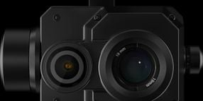 FLIR Provides Thermal Imaging for Next Generation Drone Camera